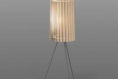 Põranda lamp