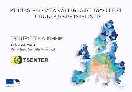 Kuidas palgata välisriigist turundusspetsialisti. Designed by Tauno Erik