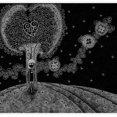 Under The Magical Sky. Valeria Bressan, Tauno Erik